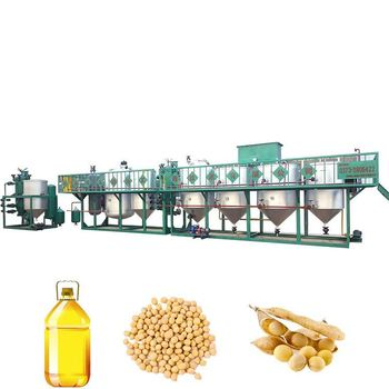 High Rank Electric soybean oil solvent extraction