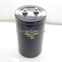 Aluminum Electrolytic Capacitor Type and Through Hole Package Type 450V 10000uF Electrolytic Capacitor