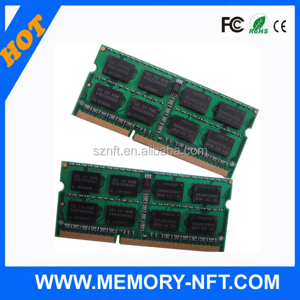 HY ETT Original Chipsets!!! DDR3 DDR4 1.5V ram memory 8gb 1333/1600 speed lodimm/laptop for laptop at wholesale price