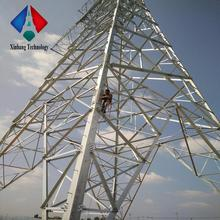 utility poles for power transmission line electric steel polygon galvanized pole malaysia