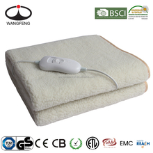 Wholesale Portable Electric Warmth Heating Blanket