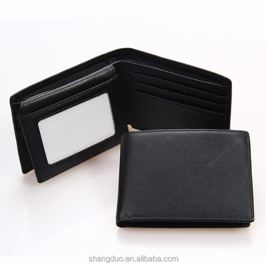 Hot Product for OEM secrid Genuine Cow Leather Wallet