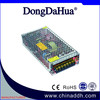 12V 24v S 180W AC DC IP25 industrial Switch Power Supply, led tube transformer driver