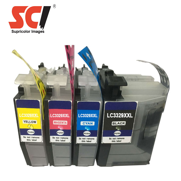 LC3329 compatible ink cartridge LC 3329 for brother MFC-J5930DW/J6935DW printer
