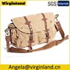 2810 Classic Personalized Canvas Over The Shoulder Travel Bag Recycled Messenger Bag for Men