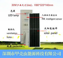 30W Outside Led Portable String Solar Lights