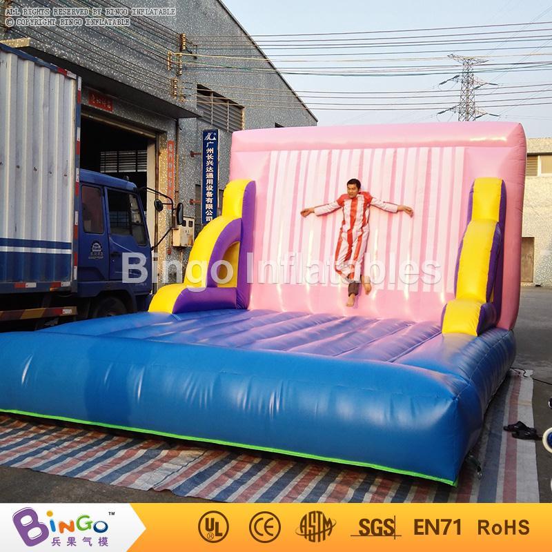 Inflatable Jumping Stick Game/Inflatable Jumping and Stick Game with factory price