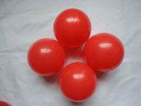 High Quality plastic ball decoration