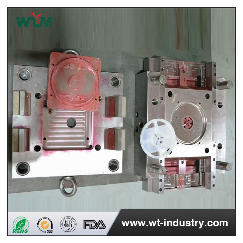 2017 Plastic IC Package Bracket Injection Mold For Medical Device