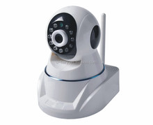 wireless 868.42/908.42mhz smart home automation 360 web camera