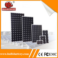 Cheap efficiency 150watt polycrystalline solar panel made by photovoltaic cells 156x156