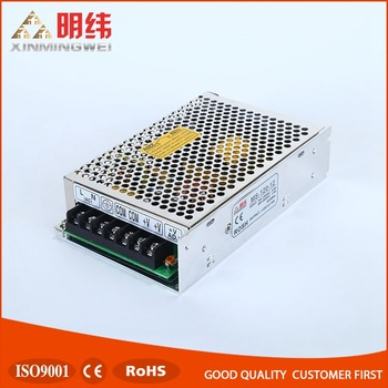 MS-120-12 High quality110v/220v ac to dc power supply, 12v 10a 120w led dimmable driver power supply