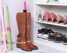 Creative flower shape adjustable boot tree
