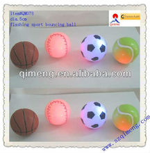 light up bouncing ball 2014 new promotional plastic gift balls bouncing