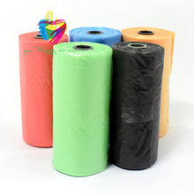Wholesale Customized Popular Biodegradable Special Pet Waste Rubbish Bag
