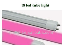Gielight 2014 new design red tube 8 led