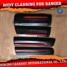 New Design ABS Body Clabbing For Ford Ranger T6 2012