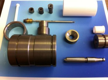 MWD Ceramic and Tungsten Carbide Pulser Wear Parts