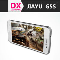 "2G RAM +16G ROM Original Jiayu G5 G5s MTK6592 1.7GHz Octa Core 4.5"" Corning Gorilas HD Screen 13Mp Camer Android phone 4.2"