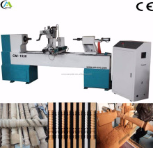 CM-1530 CNC Wood Lathe For Making Wood Table Legs