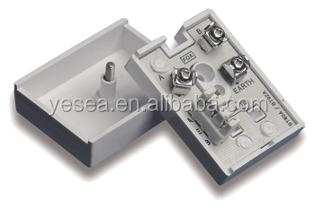 Factory Price Outdoor Telephone Junction Box/Telephone Terminal Box and Telephone Cable Junction Box
