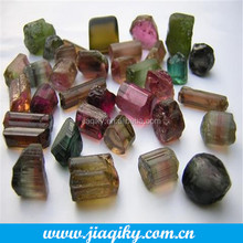 Raw tourmaline, rough tourmaline, uncut tourmaline gemstone