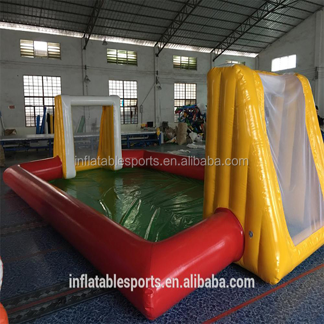 Hot Sale Inflatable Football Playground On Sell,Inflatable Combo Games