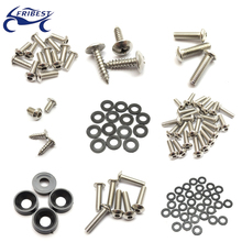 Hot sale Motorcycle parts Fairing thread anchor screw hex bolt nut Fits for ZX-10R 2006-2007 OEM fit whole set FBTKA007