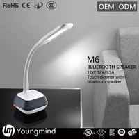 double light table lamp
