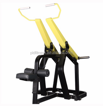 Pure Strength Lat Pull Down / Hammer Strength Fitness Equipment for Gym