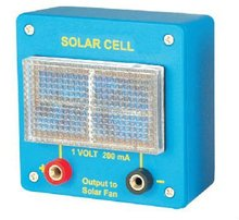 SOLAR CELL MOUNTED