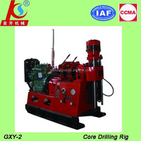 GXY-2 portable water well drilling rig for sale