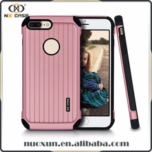 Quality hard pc/tpu phone case cover for iphone 7 mobile phone shell for apple
