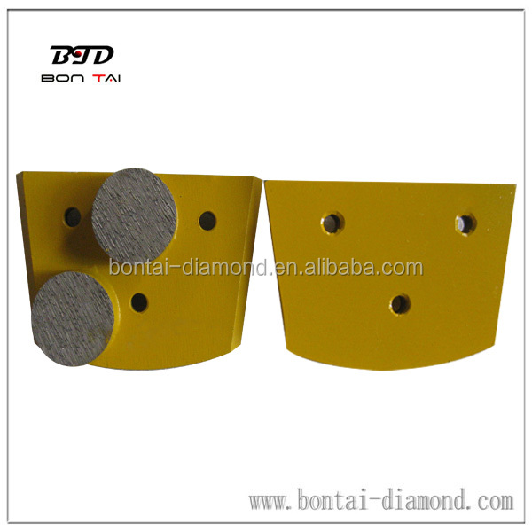Diamond round grinding segments for Lavina grinding machine