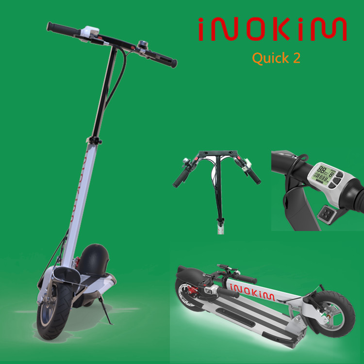 Top5 brand iNOKiM High quality and power new electric scooter to replace 3 wheel scooter for adult