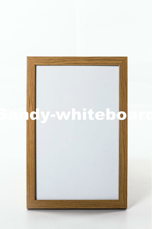 MDF border NON-magnetic white board- sandywhiteboard