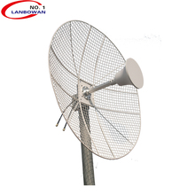 High gain 3.5G outdoor wifi 2x2 mimo grid 60cm dish antenna with Wimax