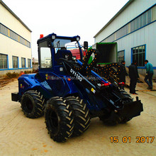 DY1150 special agriculture farming tractors wih telescopic forklift