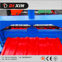 Steel Roofing Tiles Corrugating Iron Tiles Cold Forming Machine/Rolling Forming Galvanizing Line