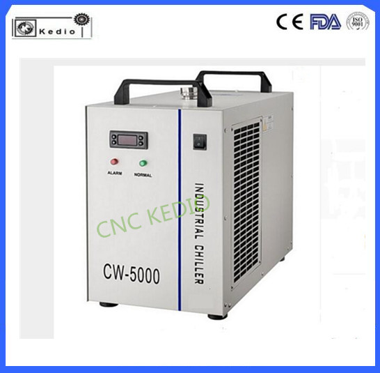 industry water cooled co2 laser water chiller CW5000 110V 60HZ
