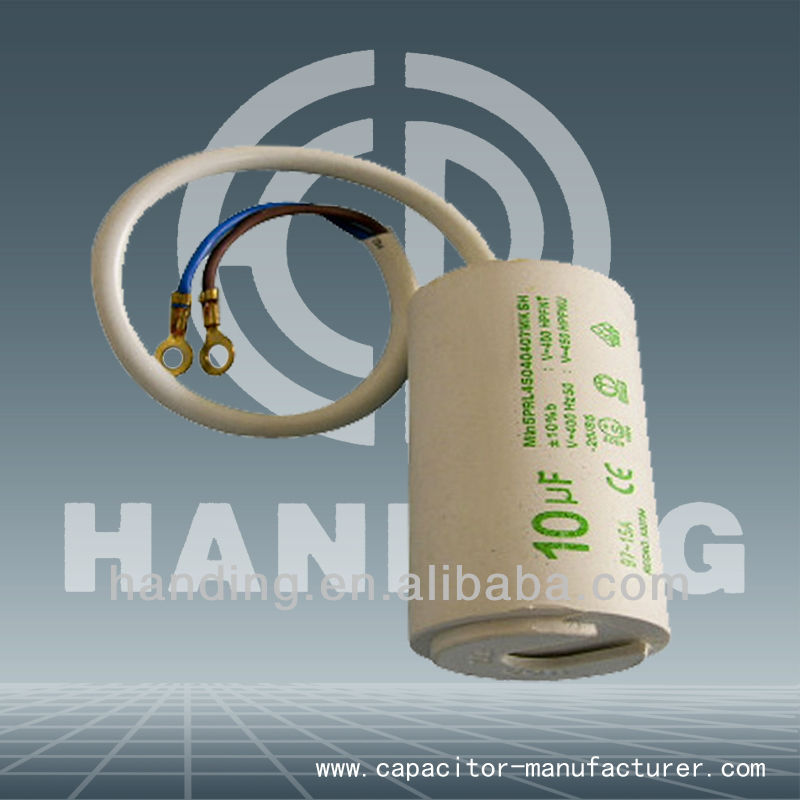 dry power capacitor