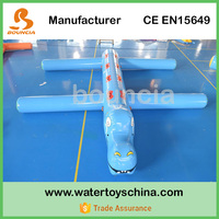2016 New Product Inflatable Water Obstacle Games For Pool