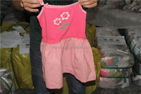 Nairobi high quality summer used clothing children clothes,dress,pants,t shirts,jacket