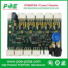 UL 94v0 printed circuit boards pcb assembly fabrication