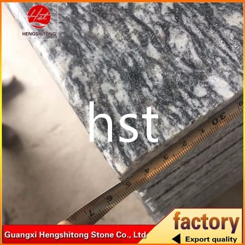 Own quarry White Wave Granite exported to Qatar