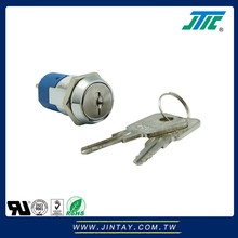 19mm large full size electrical SP or DP key switch lock