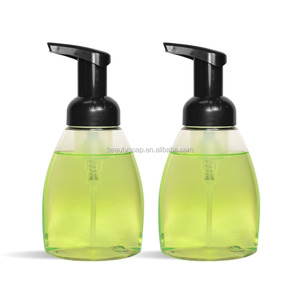 2017 Hot Sell ! Amazon Supplier OEM Factory Manufacture Green Apple Hand Sanitizer;Hand liquid soap with competitive price