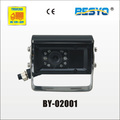 Vehicle (truck, van , bus and so on) reversing CCD night vision camera, waterproof camera,rearview camera BY-02001
