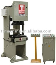 C Frame Hydraulic Punch Tablet Press/machine 100 TON