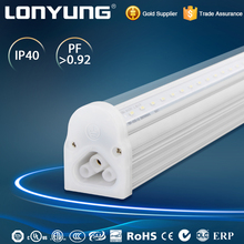 Plug and Play 2ft 3ft 4ft 5ft 6ft 8ft integrated dimmable t5 led tube light